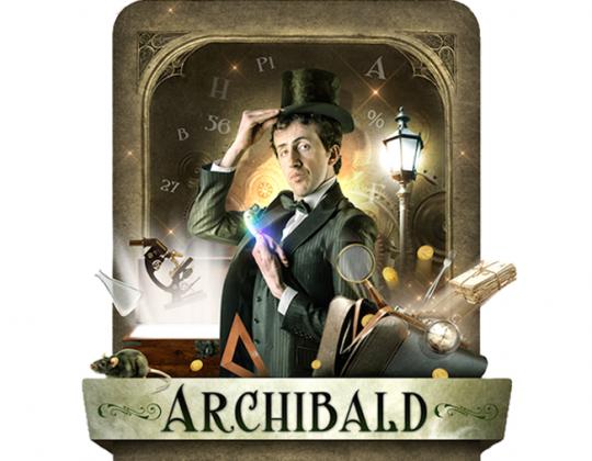 Archibald © - Un concept Auréol