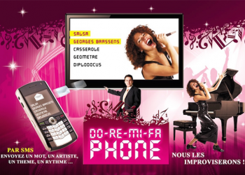 Do Ré Mi Fa Phone © - Une soirée Auréol