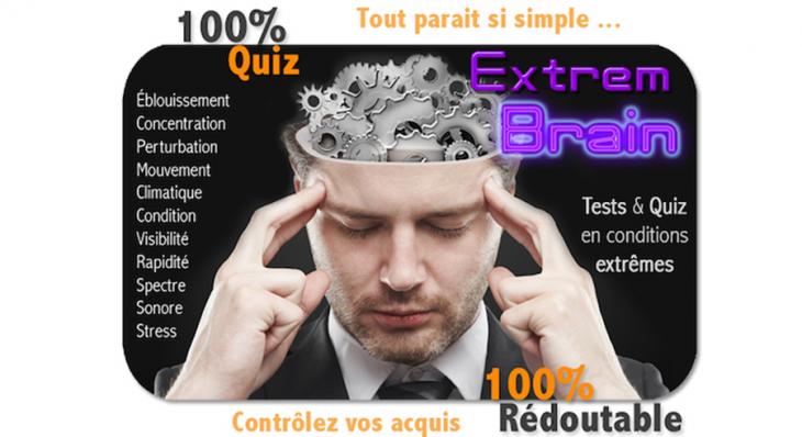 Extrem Brain © - Un concept Auréol