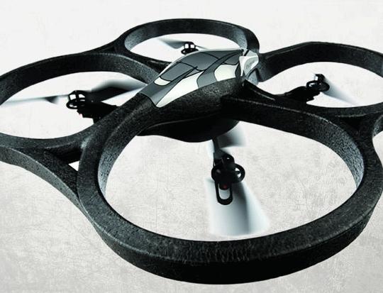 pilotage de drone - Auréol