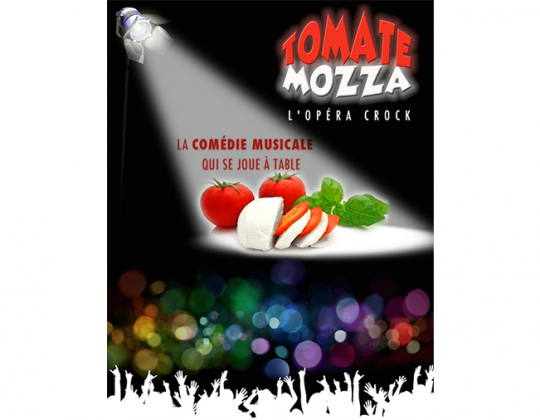 Projet Tomate Mozza @ Un concept Auréol