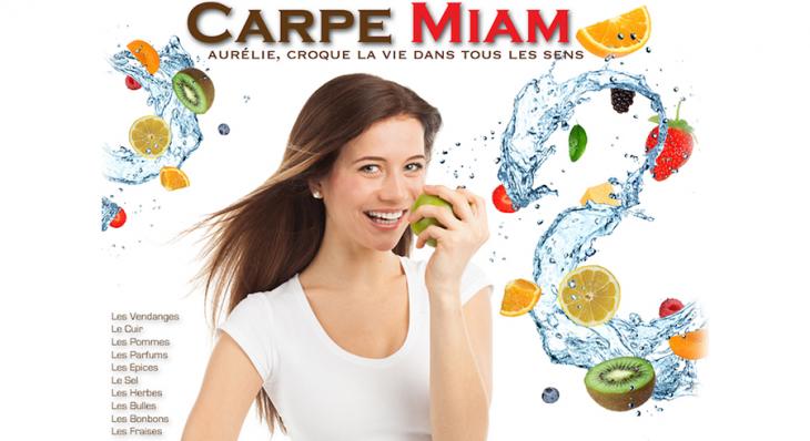 Carpe Miam © - Un concept Auréol