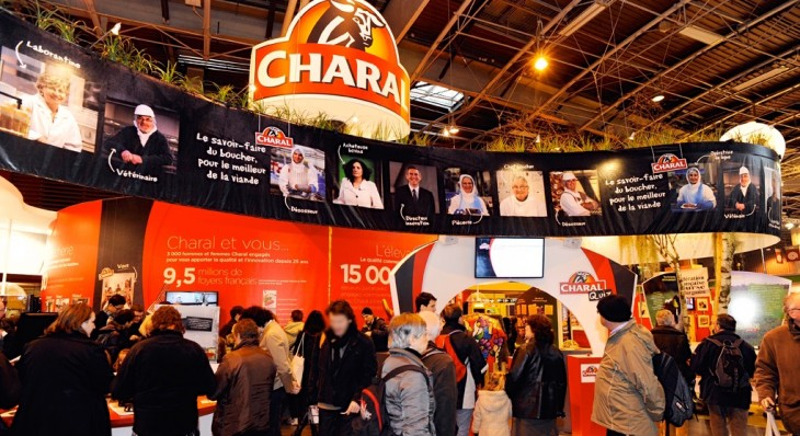 Charal - Une opération Auréol