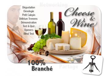 Cheese & Wine © - Un concept Auréol