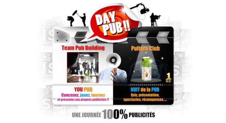 Day Pub © - Un concept Auréol
