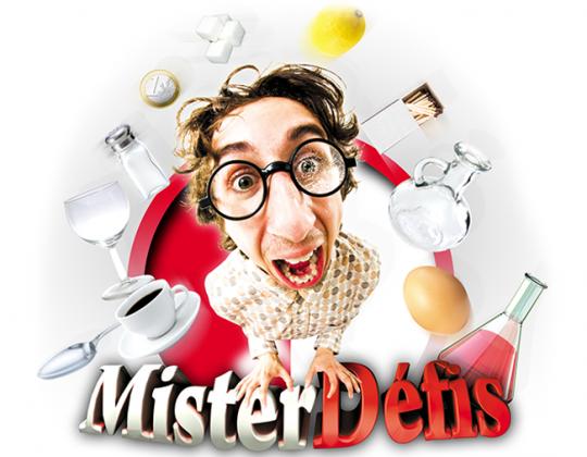 Mister Défis © - Un concept Auréol