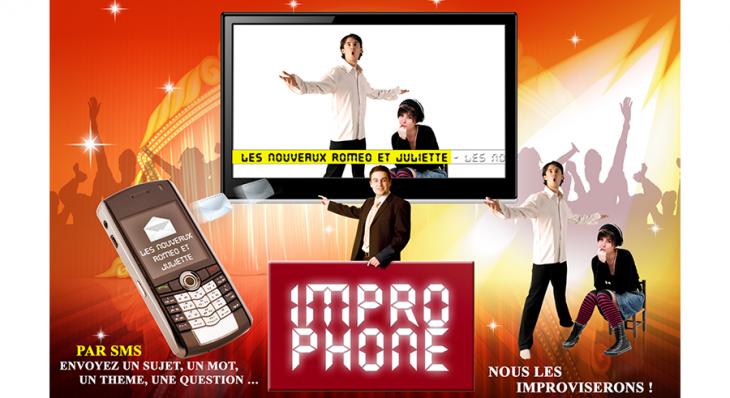 Improphone © - Un concept Auréol