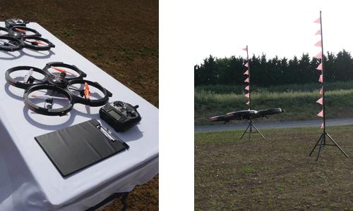 OEMS - Auréol pilotage drone 2