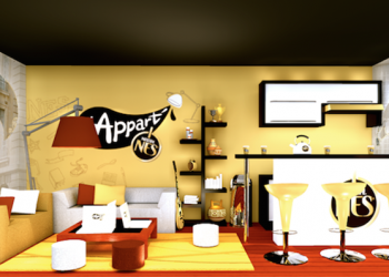 Nespresso - Une scénographie Auréol