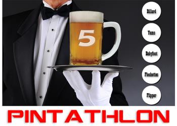Pintathlon © - Un concept Auréol