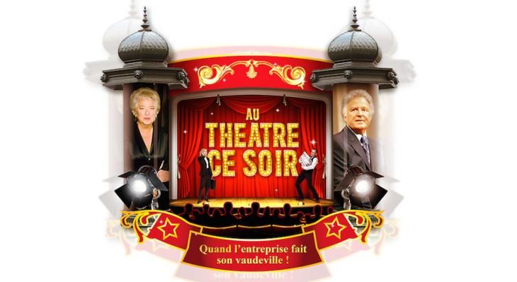 Au Théâtre Ce Soir - Un concept Auréol