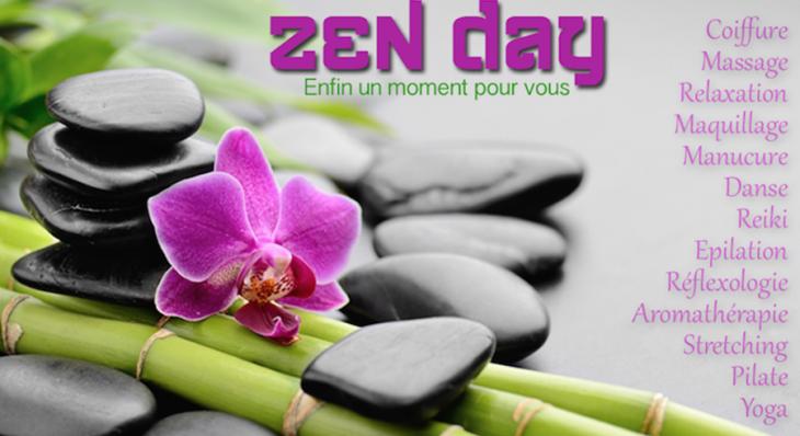 Zen Day © - Un concept Auréol