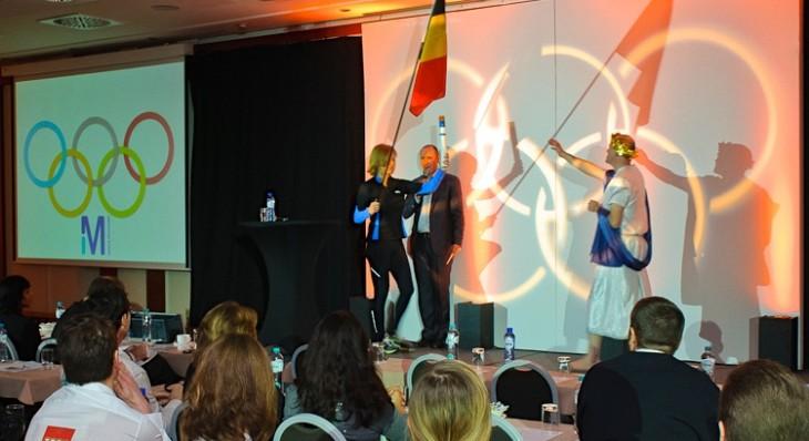 Céremonie Olympique - Une opération Auréol
