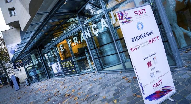 Convention des SATT - Une opération Auréol