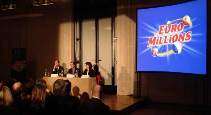 Euromillions - Une opération Auréol